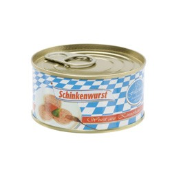 Schinkenwurst 125g Dose