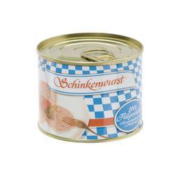 Schinkenwurst 200g Dose