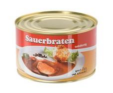 Fränkischer Sauerbraten tafelfertig