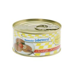 Hausmacher Leberwurst 125g Dose