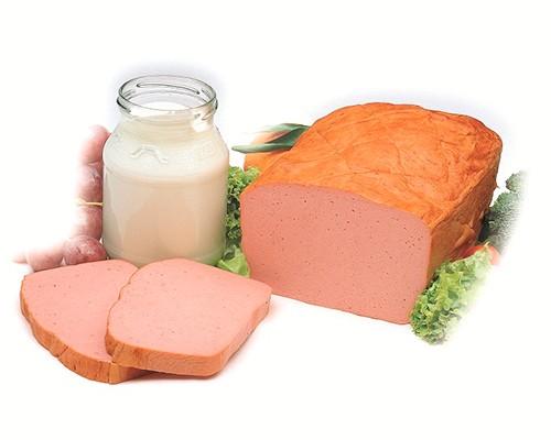 Wellnessfleischkäse 100g