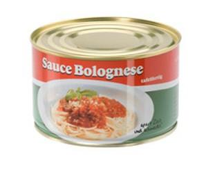 Sauce Bolognese tafelfertig