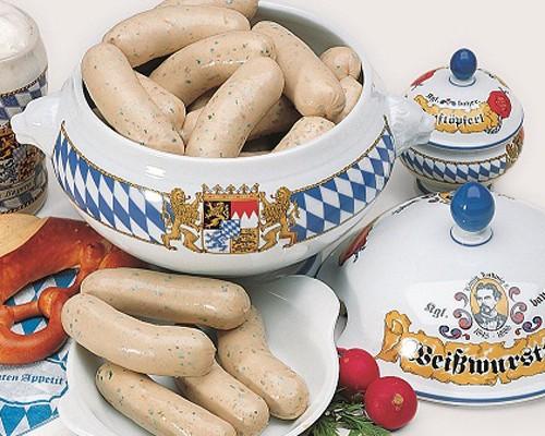 """Weißwürste """"Münchner Art"""" 1 Paar"""